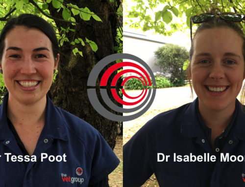 Welcoming Dr Poot and Dr Moorhead