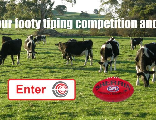 AFL Footy Tipping | FREE Entry